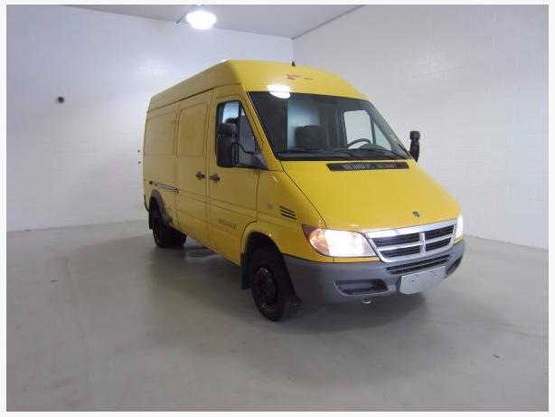 2006 DODGE SPRINTER 3500 2.7L DIESEL REAR-DUALLY! >Certified Pre-Owned
