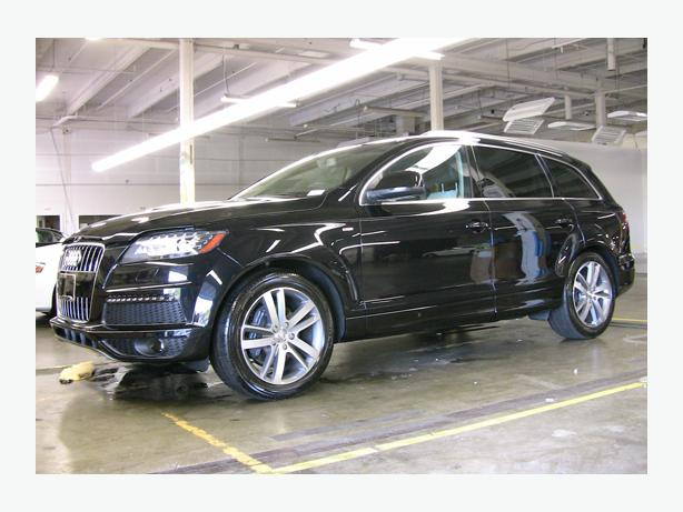 2010 AUDI Q7 S LINE QUATTRO 85,097KM/NO ACCIDENTS!>Certified Pre-Owned
