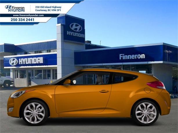 2013 Hyundai Veloster Turbo  - Low Mileage