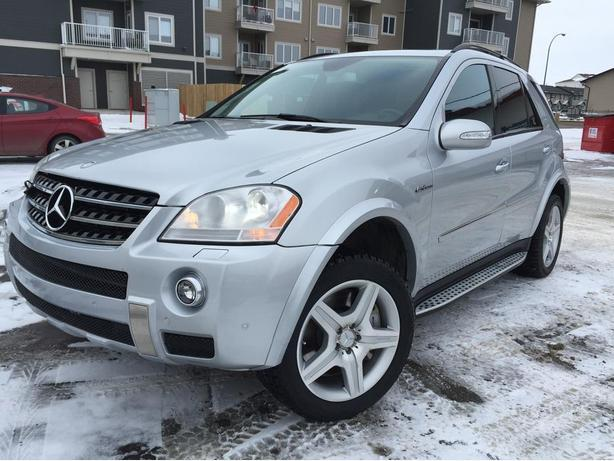 2007 mercedes benz ml 63 amg loaded north regina regina. Black Bedroom Furniture Sets. Home Design Ideas