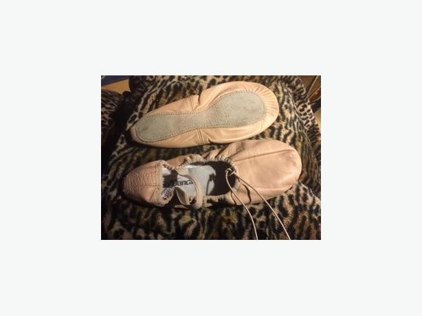 Child's Ballet Slippers