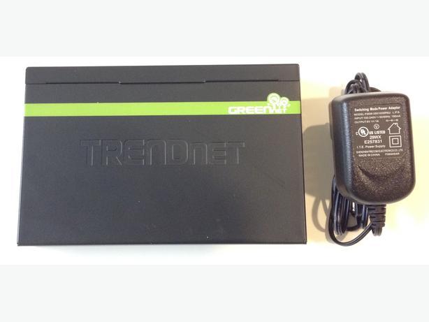 Trendnet TEG_S80G Network Router