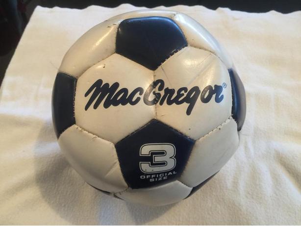 MacGregor Soccer Ball