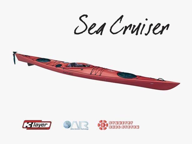 Kayaks Point 65 (Sweden) Sea Cruiser brand new