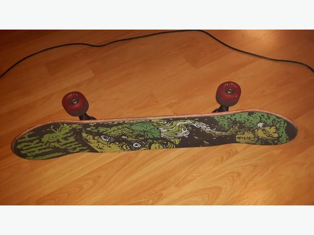 Almost new skateboard