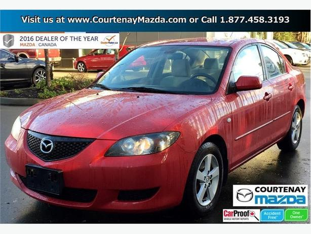 2004 Mazda Mazda3 GS at