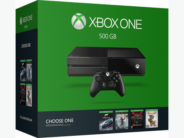 Xbox one 500GB/Go