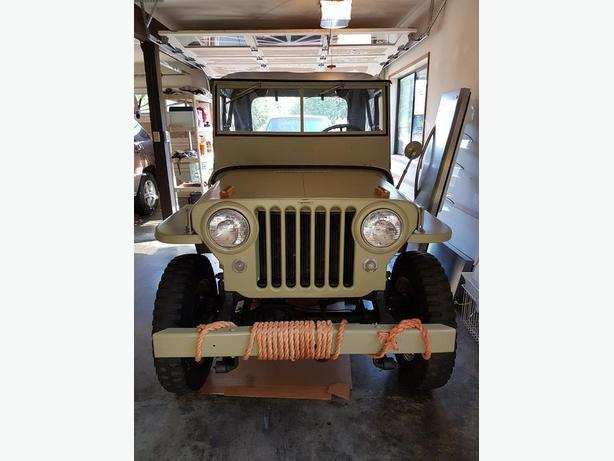 1947 willy's cj2a