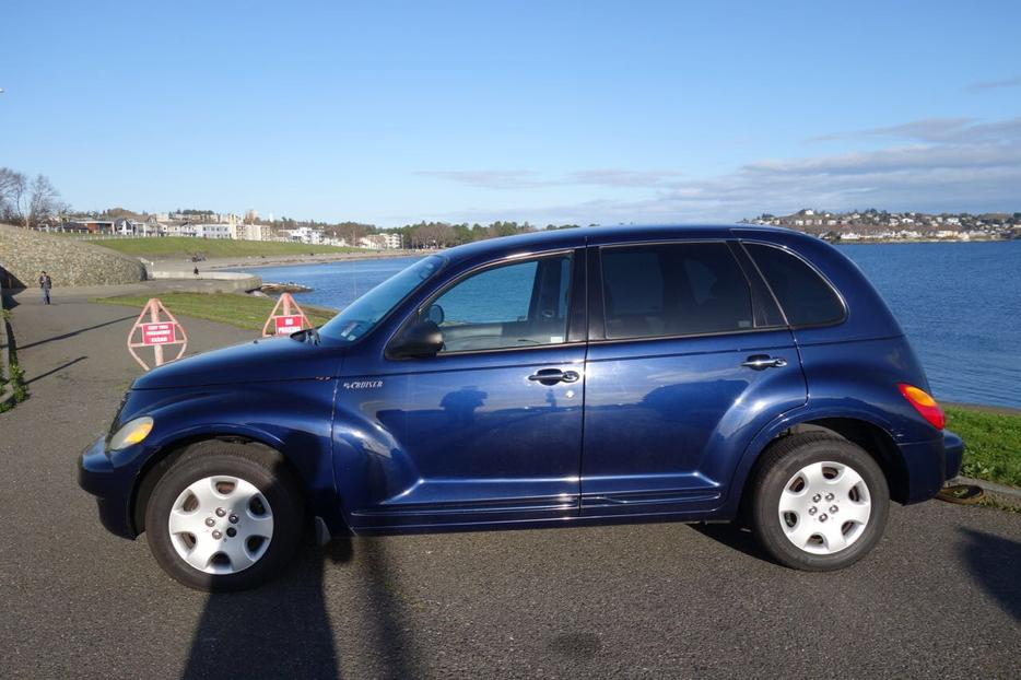 2005 Chrysler Pt Cruiser Only 131 000 Kilometers New Brakes New Tires Victoria City Victoria