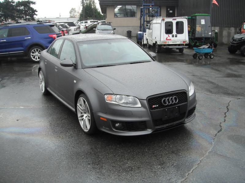 2008 audi rs4 quattro awd outside victoria victoria mobile. Black Bedroom Furniture Sets. Home Design Ideas