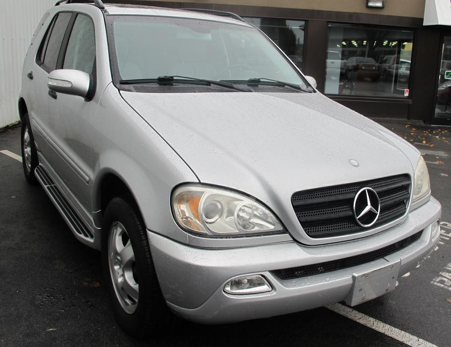 6995 new price 2004 mercedes benz ml350 two to for Mercedes benz m350 price