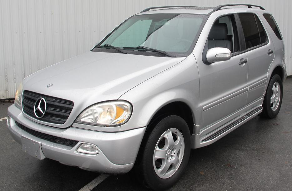 ** $6995 ** NEW PRICE 2004 MERCEDES-BENZ ML350, TWO TO ...