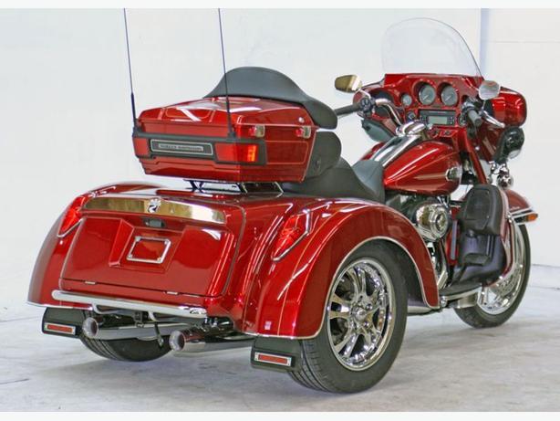 Convert Your Harley Davidson Tour FLT, FLH