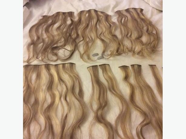 100% Premium Remy Human Hair