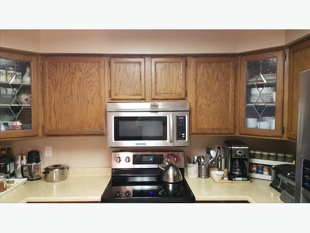 solid oak complete kitchen cabinets for sale saanich victoria