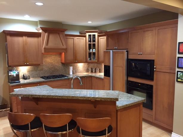 Kitchen Remodel Showcase — Miami General Contractor