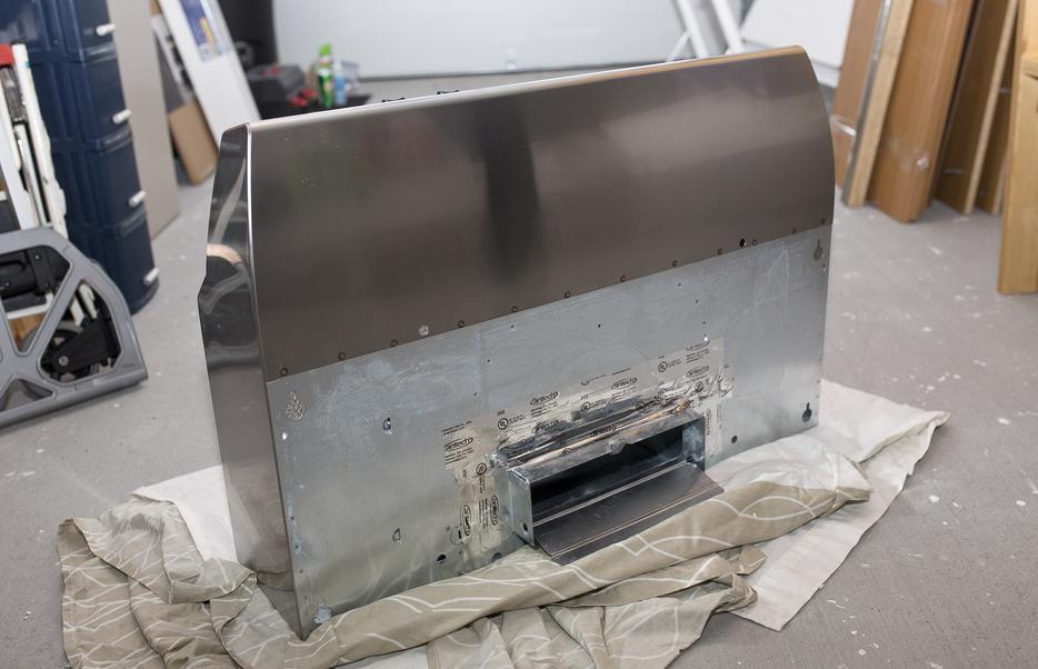 Brand New Broan Allure Range Hood Stainless Steel 30