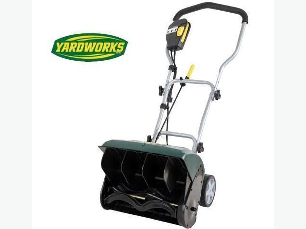 Snowthrower ~ Yardworks Electric
