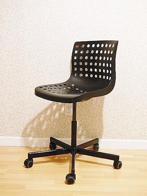 Ikea Skalberg Sporren Swivel Chair Black Vancouver City