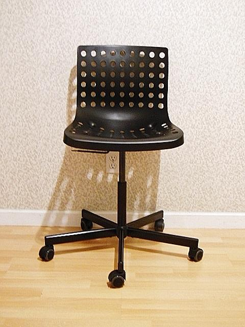 Ikea Skalberg Sporren Swivel Chair Black Vancouver City