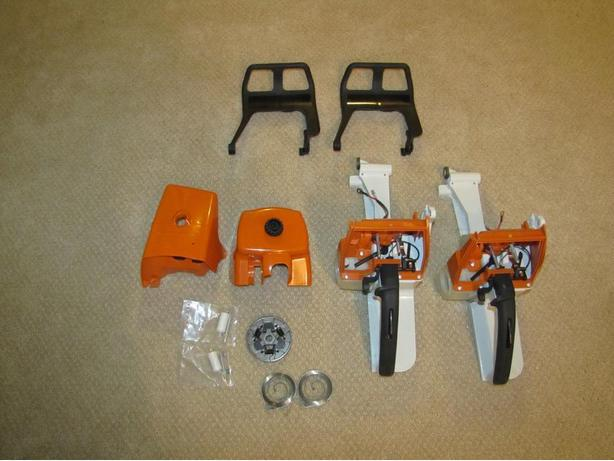 Clearing out NEW Stihl 066/MS660 parts
