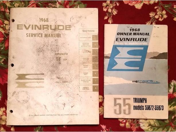 evinrude 15 hp manual free