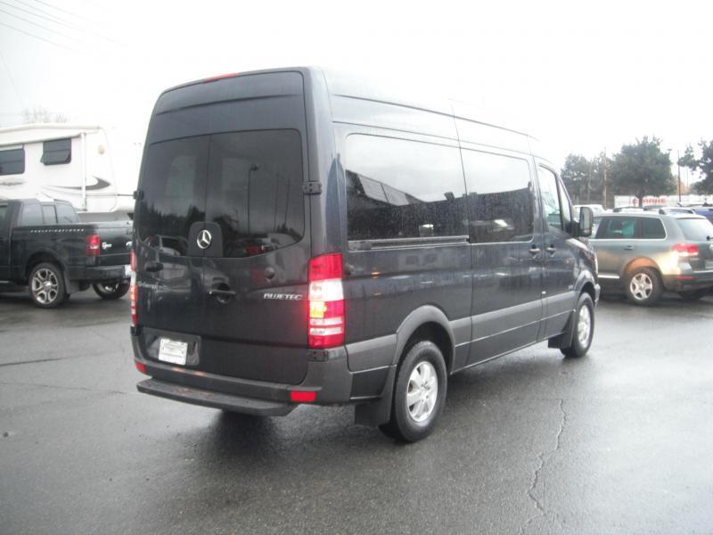 2013 mercedes benz sprinter 2500 12 passenger van diesel w for Used mercedes benz sprinter passenger van
