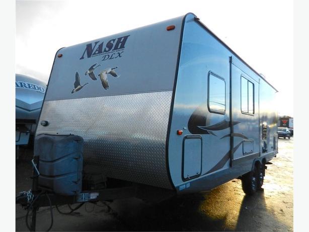 2013 Nash 25C - 4 Season Spacious Bunk Unit with Walk-Aro... -