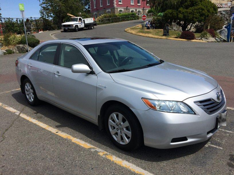 reduced 2009 toyota camry hybrid private sale saanich victoria. Black Bedroom Furniture Sets. Home Design Ideas