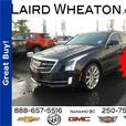 2015 Cadillac ATS Sedan Premium RWD w/ Back-Up Camera and Bluetooth