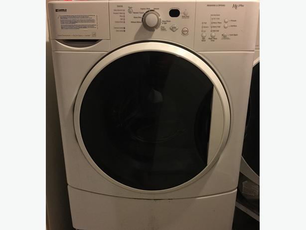 protex plus washing machine manual