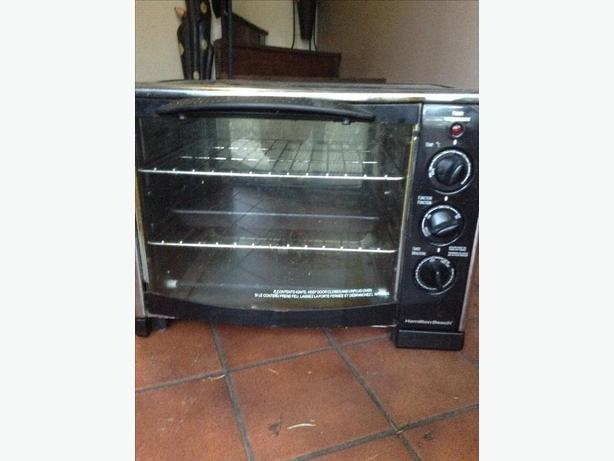Largest Capacity Countertop Convection Oven : Large capacity convection/toaster oven North Nanaimo, Nanaimo