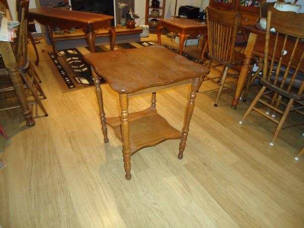 ANTIQUE SIDE TABLE FOR SALE PRICE REDUCED