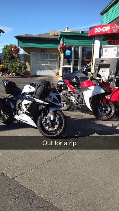 2013 zx6r 636 ninja west shore langford colwood for 636 north terrace mount vernon