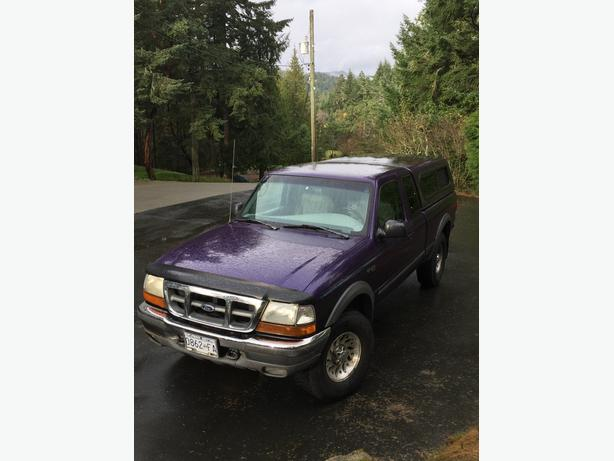 1998 ford ranger xlt 4x4 west shore langford colwood. Black Bedroom Furniture Sets. Home Design Ideas
