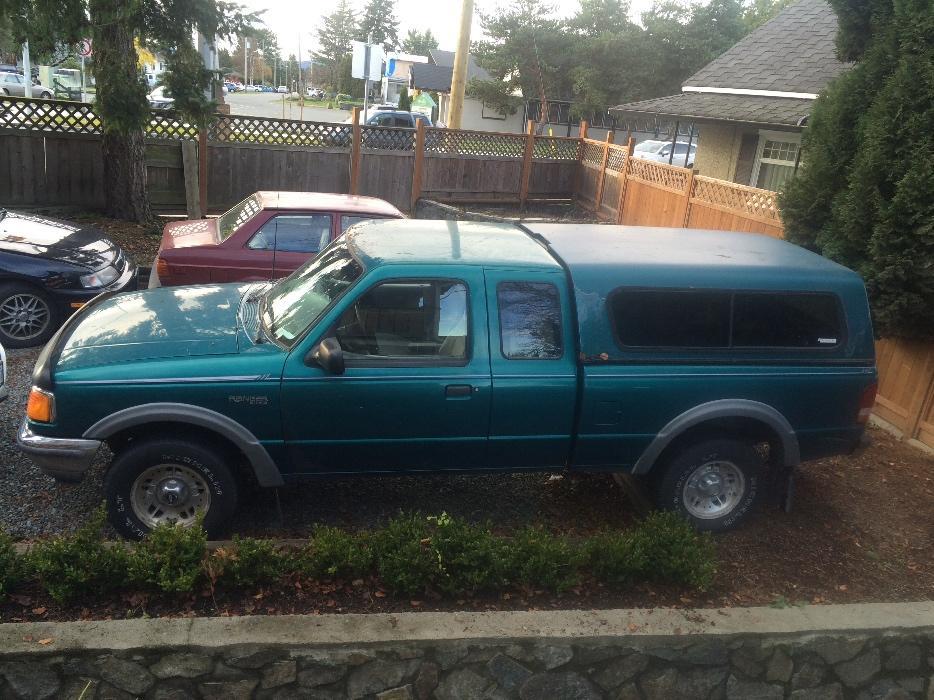 1995 Ford Ranger 4x4 Saanich Victoria