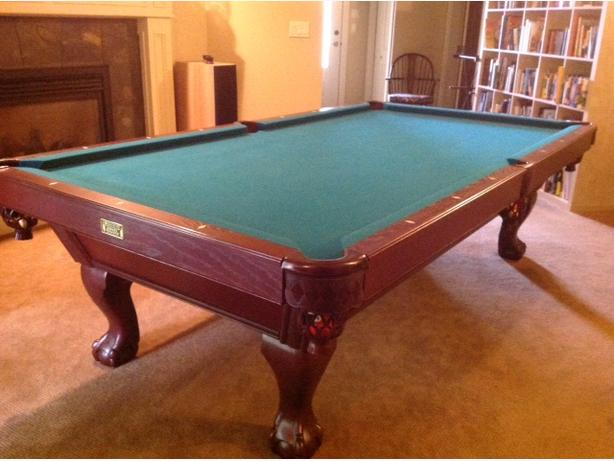 Canada Billiards X Slate Table North Saanich Sidney Victoria - 9 slate pool table