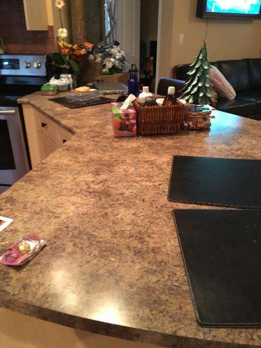 Kitchen Cabinets With Counter Esquimalt View Royal Victoria Mobile