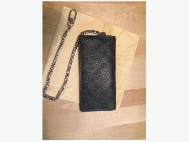 authentic louis vuitton mens chain wallet victoria city