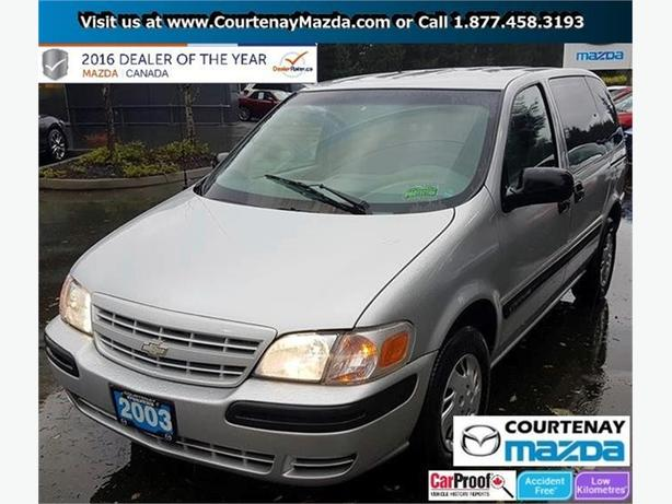 2003 Chevrolet Venture 4Dr Wagon