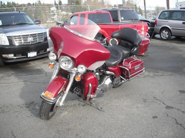2006 Harley-Davidson Flhtcui Ultra Classic 1450 CC Motor Cycle