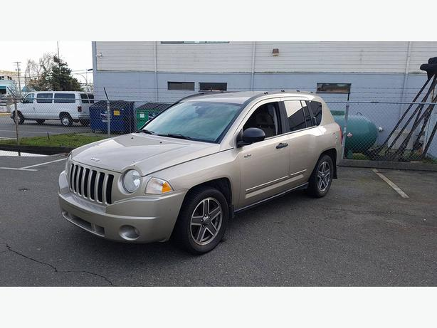 2009 jeep compass north edition 2 4l 4 cyl 5 speed manual w new rh usedvictoria com Jeep Compass Manual Transmission Jeep Compass Manual Transmission