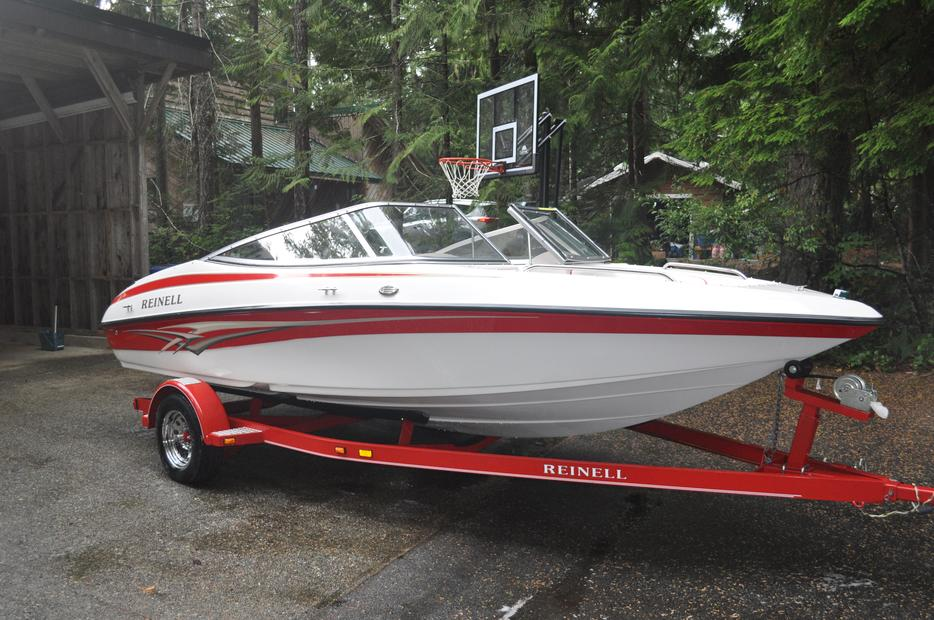2006 Reinell 191 Lse With Brand New Motor Comox Campbell
