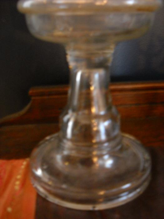 Salt Lamps Blowing Up : 4U2C ANTIQUE BLOWN GLASS OIL LAMP Gloucester, Ottawa
