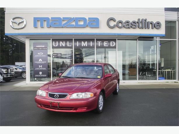 2000 Mazda 626 LX