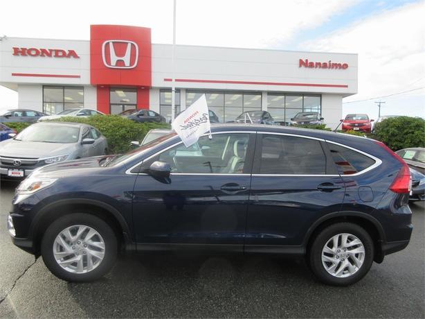 2015 Honda CR-V EX 1 OWNER