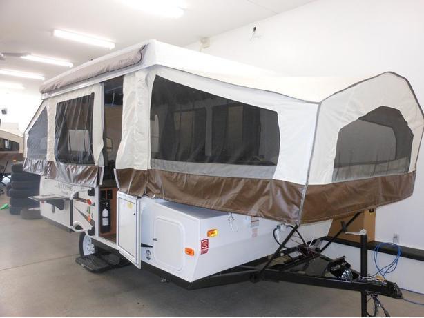 NEW 2016 Rockwood 1910 Tent Trailer