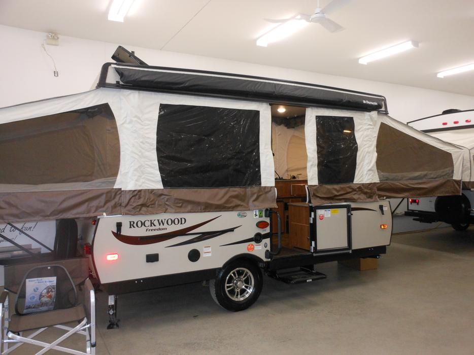 New 2016 Rockwood 2318g Tent Trailer Gloucester Ottawa