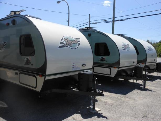 NEW 2017 R-Pod RP-179 Travel Trailer #5430