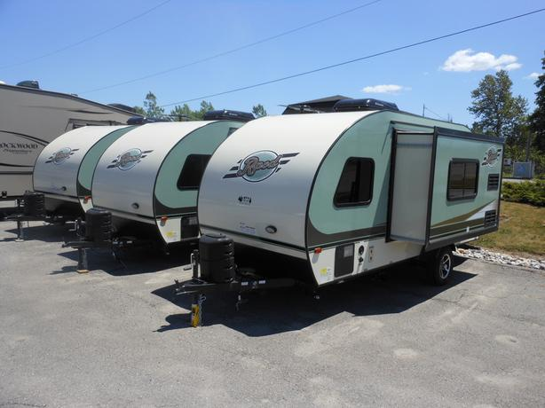 NEW 2017 R-Pod RP-179 Travel Trailer #5566